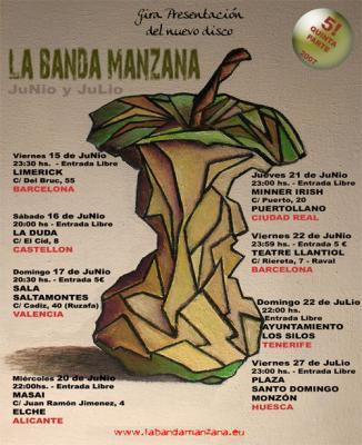 La Banda Manzana