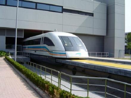 La línea 9 del metro de Shanghai