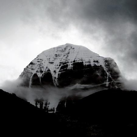 Kailash –Sumeru -Meru