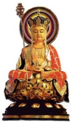 Buda Ksitigarbha- De Cang Pú Sà 地藏菩薩