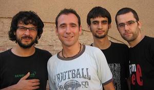 Couch Potatoes Quartet en Jimmy Glass