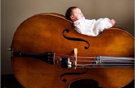 Jazzeando con bebés