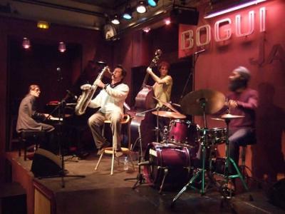 Ayer reabrió sus puertas el Bogui Jazz de Chueca (Madrid)