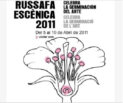 Russafa Escènica 2011
