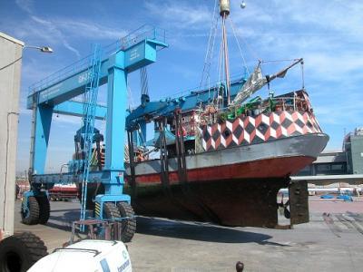 Azart. The Ship of Fools atraca en Barcelona