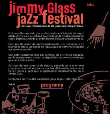 Jimmy Glass Jazz Festival