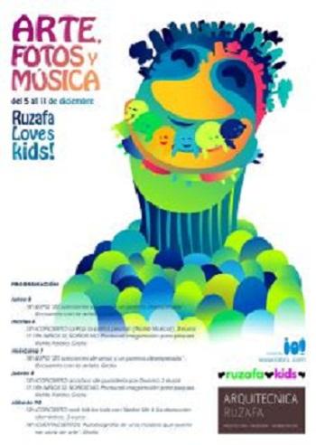 Ruzafa Love Kids! ofrece un puentazo cultural para los peques