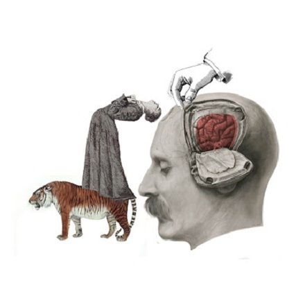 Las ilustraciones de Po Poy se agrupan plurales en Slaughterhouse