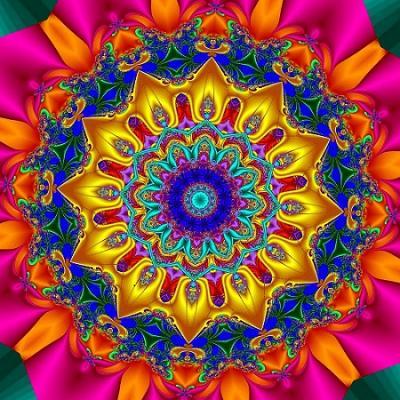 Caleidoscopio- Kaleidoscope