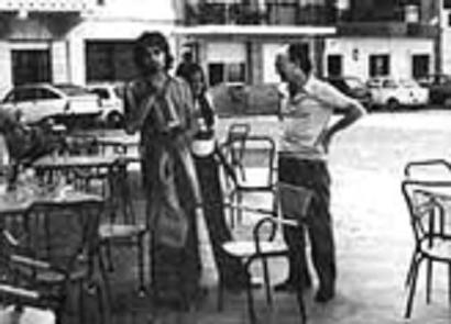 Enyorant a l' Ovidi i al Vicent Andrés Estellés