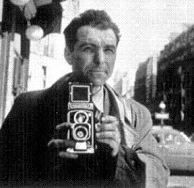 Robert Doisneau (1912-1994) fotógrafo