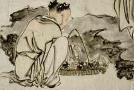 Tao Yuanming  陶淵明 (365-427)