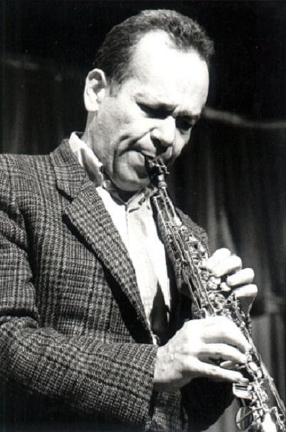 Steve Lacy, saxo soprano... 1934-2004