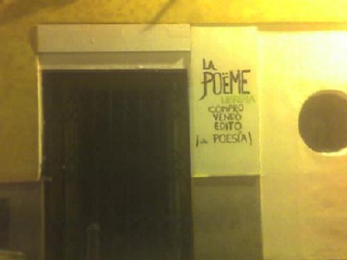 La Poëme será todo poesía y estará en el Barrio del Carmen de Valencia