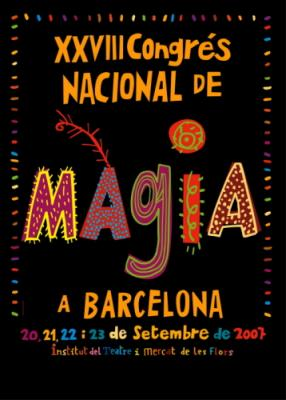 Congreso de Magia en Barcelona en Septiembre