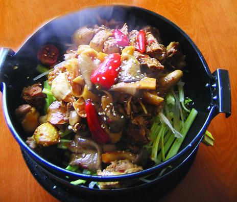 中餐 - Comida China