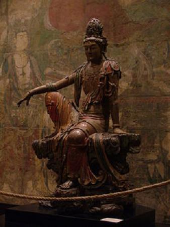 Guānyīn 观音 - Diosa de la Bondad