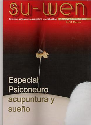 Su-Wen, nueva revista de acupuntura