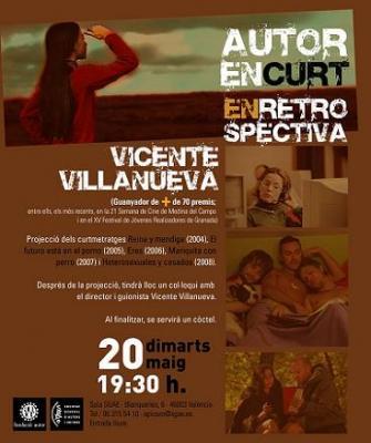 Autor en curt / EnRetrospectiva en SGAE-Valencia