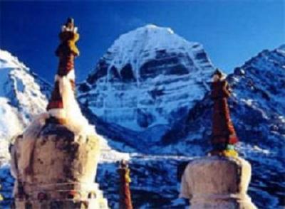 Hanuman y el monte Kailash