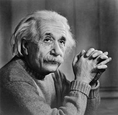 Poema Oración de Albert Einstein, de William Ospina