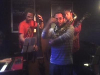 Ryan Blotnick Group en el Jazz Underground de New York
