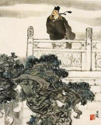 陳 子 昂 Chen Zi'ang (661-702)