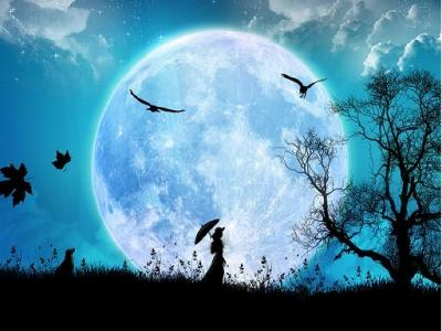 Hoy Luna Llena y Festival de la Luna en China