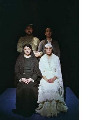 Del 6 al 9 noviembre en Carme Teatre: Huesos