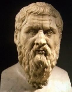 Platón Πλάτων  (427-347 a.J.C)  Filósofo griego