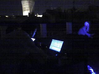David Alarcón cuelga sus Hörspielen en la Radioteca