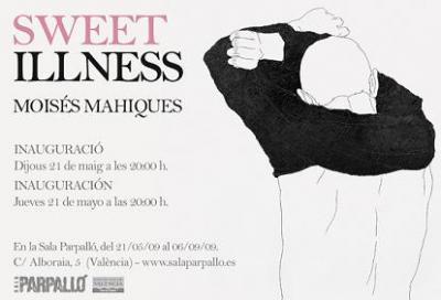 Jueves 21 de mayo en la Sala Parpalló de Valencia: Moisés Mahiques