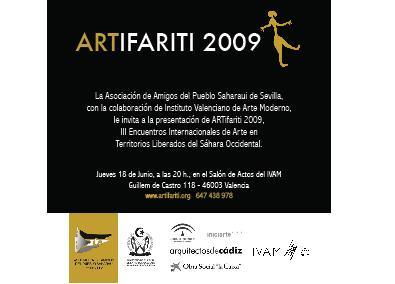 Artifariti 2009 en el IVAM