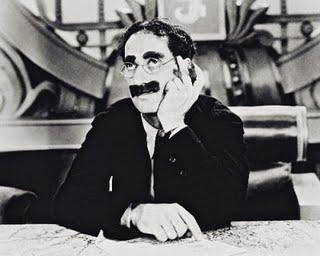 Groucho Marx, frases y delirio