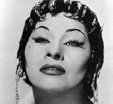 Yma Sumac (1922-2008): La Voz