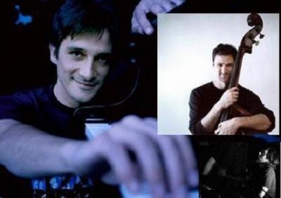 Jon Urrutia Trío/ Featuring: Edward Pérez en el Jimmy