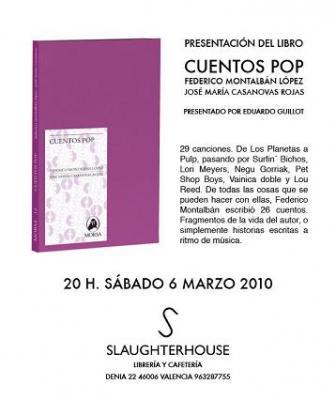 Cuentos Pop de Federico Montalbán