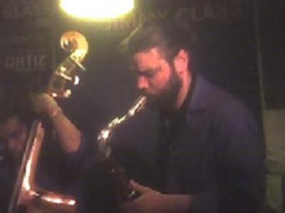 Aruán Ortiz Quartet en el Jimmy Glass de Valencia