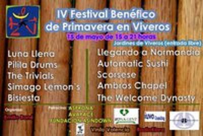 IV Festival Benéfico de Primavera en Viveros