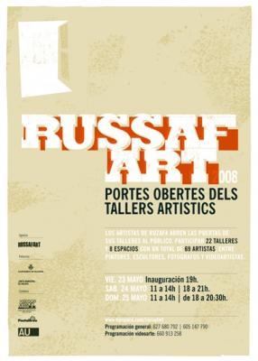 Del 21 al 23 de mayo se celebra Russafart 2010