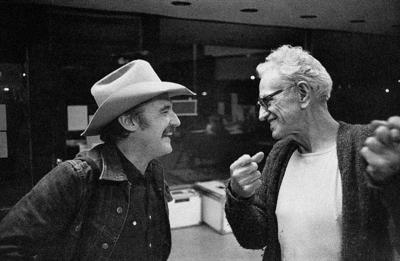 Dennis Hopper der Amerikanische Freund
