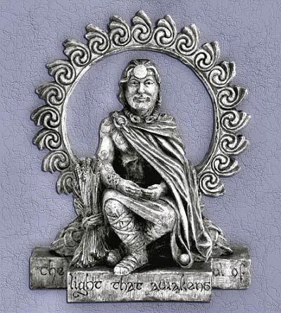 Agosto y el dios celta Lugh