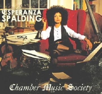 Chamber Music Society: nuevo álbum de Esperanza Spalding