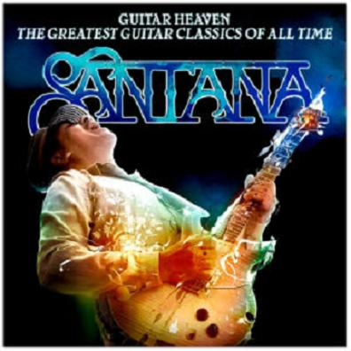 Carlos Santana y su nuevo Guitar Heaven: The Greatest Guitar Classics of All Time