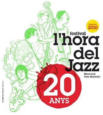20è Festival L'Hora del Jazz. Memorial Tete Montoliu.