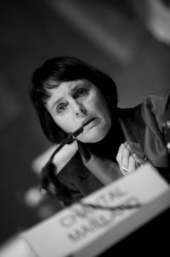 """Chantal Maillard presentará este otoño su  nueva obra """"Bélgica"""""""
