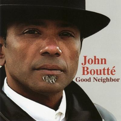 John Boutté New Orleans Jazz Vocalist