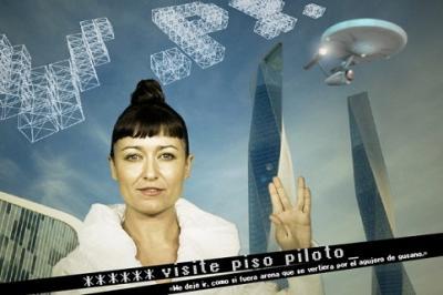 "Maribel Bravo nos invita a ""Visite Piso Piloto"" en Carme Teatre"