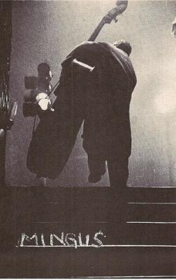 Robert Frank - Mingus
