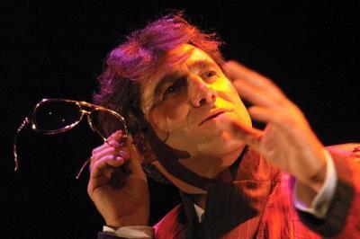 Sergi López estará hasta este domingo en el Teatro Olympia de Valencia
